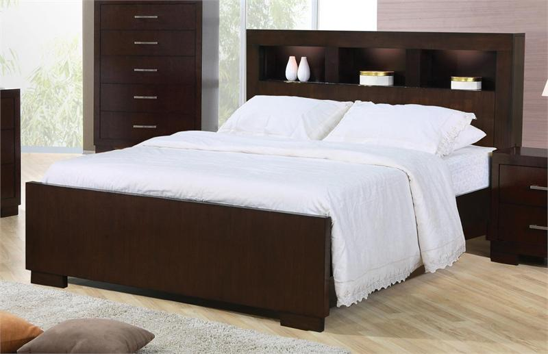 Bookcase Bed Jessica Collection. Jessica Bedroom Set