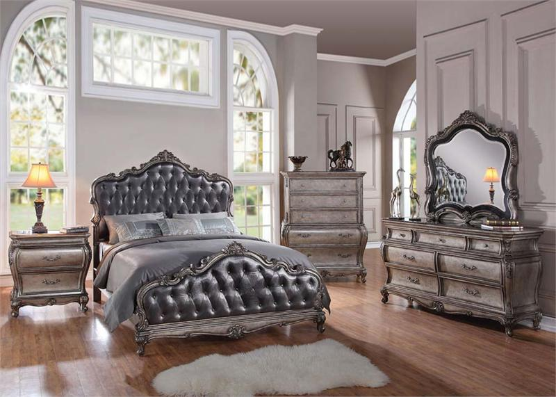 Chantelle Bedroom Set Collection