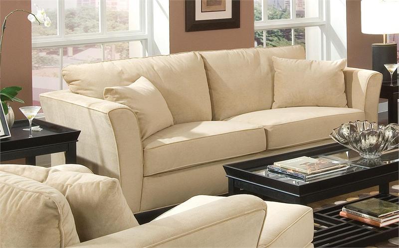 High Quality Cream Park Place Living Room Collection. Cream Park Place Sofa
