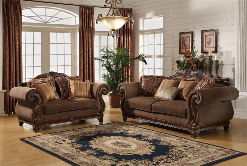 Living Room Sets Traditional