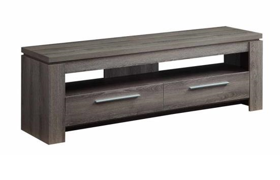 Weathered Grey TV Stand 701979 Coaster