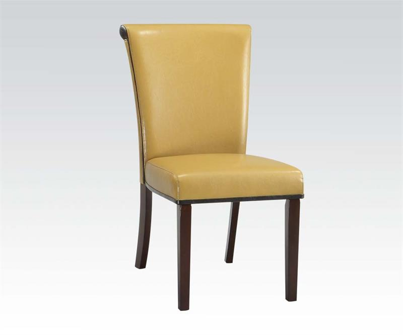 Elegant Collection Of Mustard Dining Chairs Chairs and  : 71534L from digitallincs.com size 800 x 666 jpeg 21kB