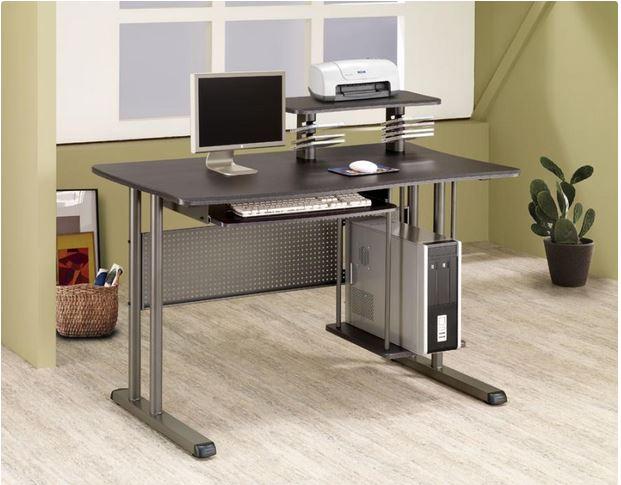 Computer Desk With Keyboard Shelf Peel Computer Desk