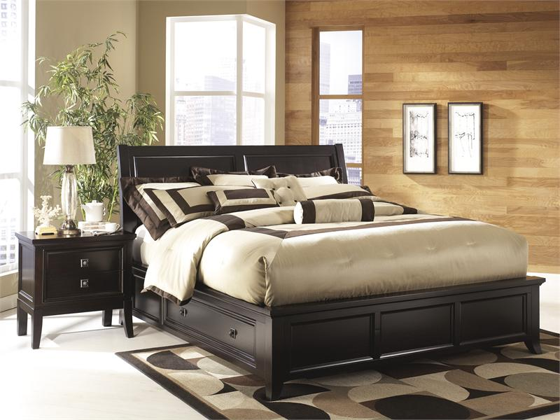 martini suite platform storage bedroom by ashley furniture