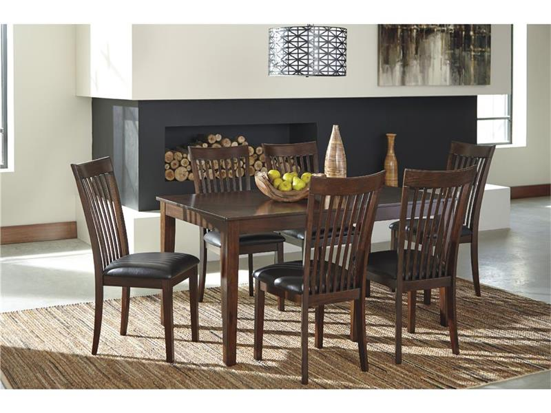 Mallenton 7 Piece Dining Set By Ashley Furniture