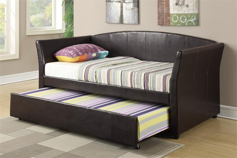 Twin Bed With Trundle F9221