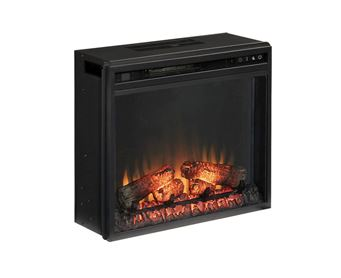 Keeblen Tv Stand With Fireplace Option
