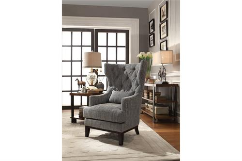 Adriano Accent Chair,1217F1S homelegance