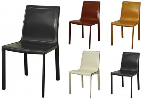 Gervin Recycled Leather Chair