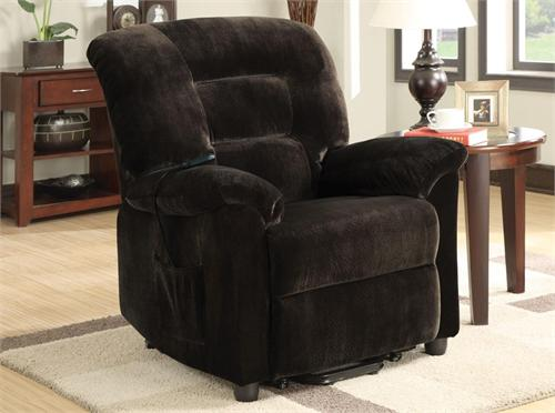 Power Lift Recliner 601026 Coaster,601026 coaster,power recliner chair
