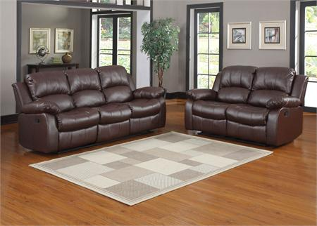 Cranley Brown Living Room Collection item #9700BRW