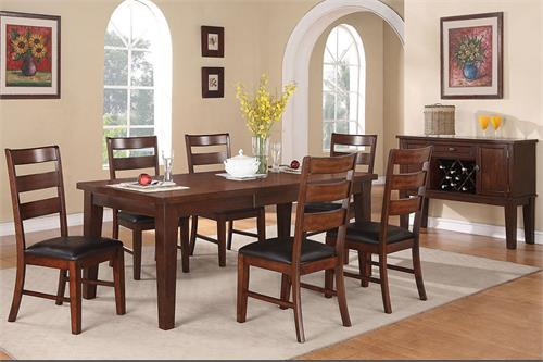Dining Set Poundex F2207