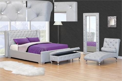 Crystal Bedroom Collection