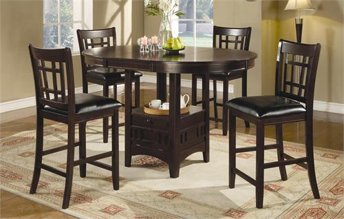 Counter Height Dining Set Lavon Collection