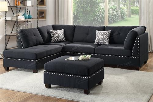 adorable jessa place jessa place 3piece sectional with sectional sofa ashley plus chocolate : townsend sectional - Sectionals, Sofas & Couches