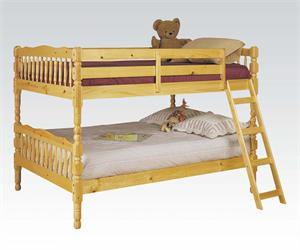 Full/Full Bunk Bed 02290 Acme,02290 acme
