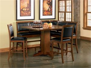 101791 Coaster Lancaster Counter Height Dining