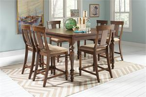 Jonas Counter Height Dining Set 104728 Coaster,104728 coaster,104729 coaster