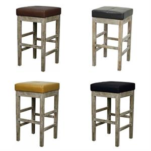 Valencia Square Backless Counter Stool Mystique Gray Legs,108627B counter stool,108627B new pacific direct