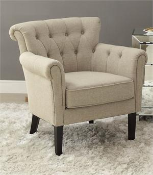 Accent Chair Barlowe Collection,1193F1S homelegance