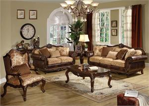 Remington Acme Sofa Set,50155 acme,50156 acme,50157 acme