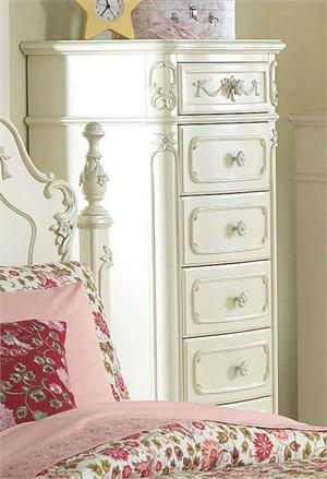 7 Drawer Tall Chest Cinderella Collection,1386-12 homelegance