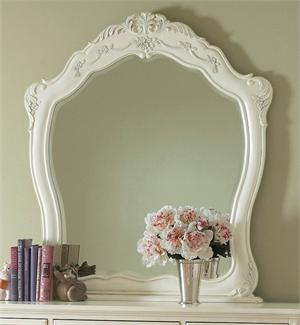 Mirror Cinderella Collection,ecru finish,1386-6 homelegance
