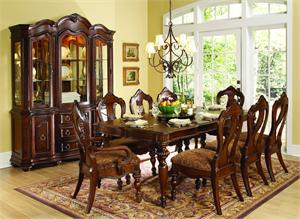 Prenzo Rectangular Dining Collection 1390-102,1390-102 homelegance,1390-40,1390-50,1390A homelegance,1390S homelegance,1390-76
