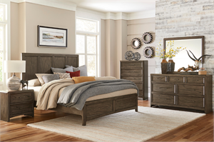Seldovia Bedroom Set by Homelegance Item 1619