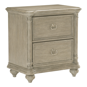 Grayling Downs Nightstand by Homelegance Item 1688-4
