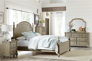 Grayling Downs Bedroom Set by Homelegance Item 1688