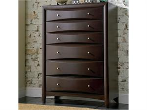 Espresso Chest - Pheonix Collection item 200415 by Coaster Furniture