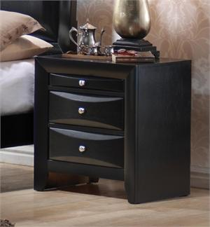 Nightstand - Briana Collection Item 200702 by Coaster Furniture