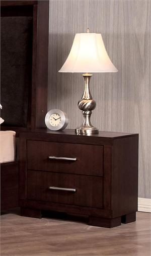 Nightstand Jessica Collection by Coaster Furniture item 200712