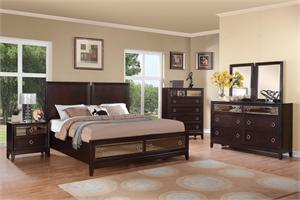 Mirrored Bedroom Set Williams Design,203090 coaster furniture,203090 coster,203092 coaster,203093 coaster,203094 coaster,203095 coaster,storage bed mirrored