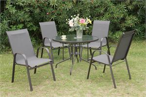 5 Piece Outdoor Dining Set 203 Poundex,203 poundex,outdoor,patio dining