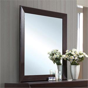 Fenbrook Dark Cacao Finish - Mirror by Coaster Furnituree Item 204394