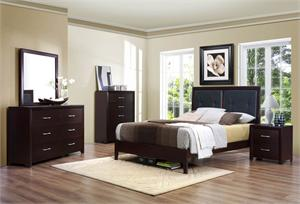 Edina bedroom set,2145 homelegance