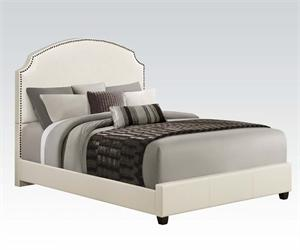 Kristina Cream Bed ,Acme Kristina Cream Bed
