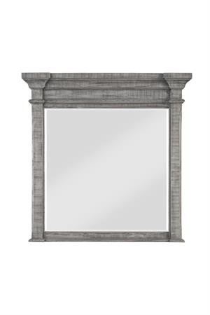 Artesia Collection Salvaged Natural Finish Mirror by Acme 27094