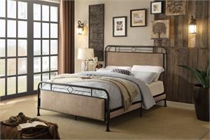 Tayton Bed,2867 homelegance