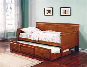 Oak Daybed Item # 300036,by coaster