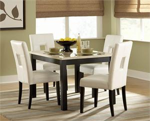 Dining Table Archstone Collection,by homelegance