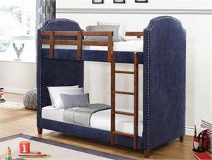 Diego Twin/Twin Bunk Bed,460380 coaster,460380 bunk bed