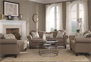 Carnahan Sofa Set Collection Coaster 505251