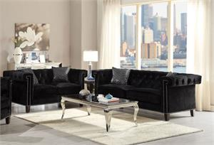 Abildgaard Sofa Set Collection,505817 coaster,505818 coaster,505819 coaster