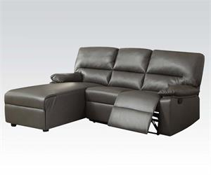 Artha Sectional with Reclining Chair,51560 acme