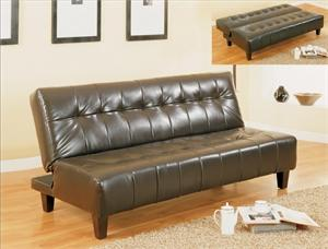 Espresso Futon - Freeman Collection by Crown Mark item 5260-ESP