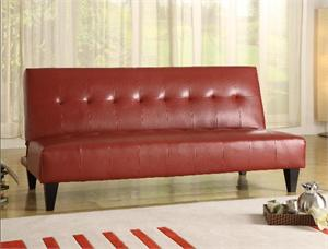 Red Futon - Freeman Collection by Crown Mark item 5260-RD