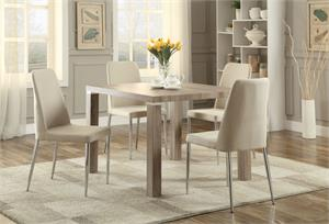 Luzerne 5 Piece Dining Set,5262 homelegance